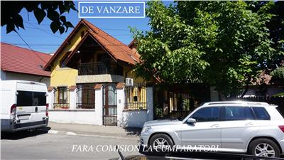 ZONA TRAIAN - VILA IN ORAS, 450 MP