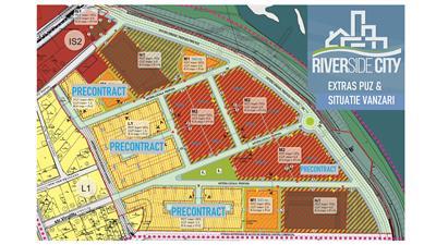 RIVERSIDE CITY RAMNICU-VALCEA LOTURI TEREN P+4, PUZ APROBAT